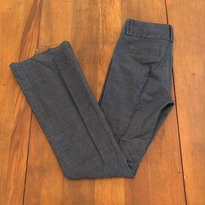 Banana Republic Stretch Trouser 323 Martin Fit